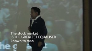 The Stock Market Is The Greatest Equalizer Known To Man