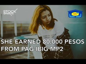 HOW TO EARN 80,000 PESOS FROM PAG IBIG MP2